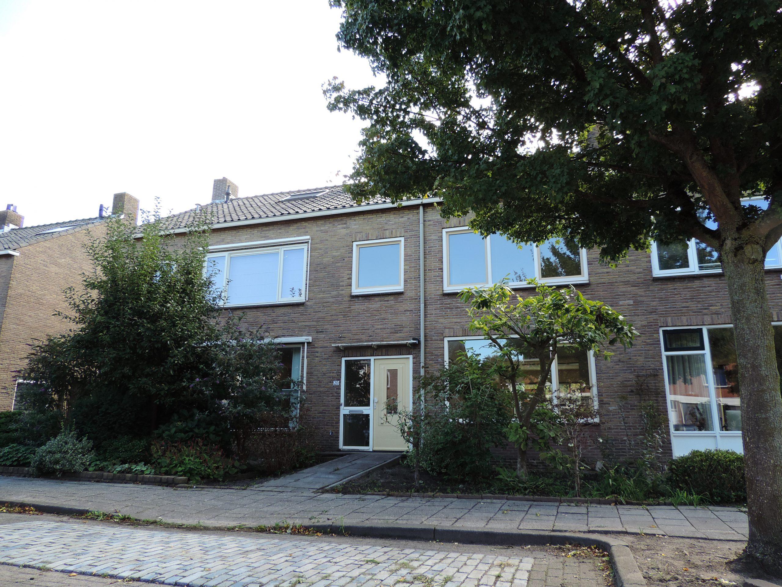 Stevinstraat 20 Kampen   |   Verkocht